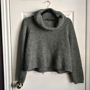 Zara Cowl Neck Sweater